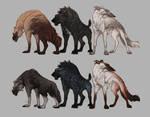 Doggos - Rangiferous
