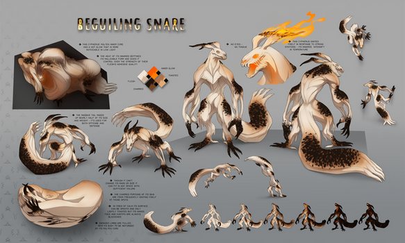 Beguiling Snare - Cypherus Grem Auction [CLOSED]