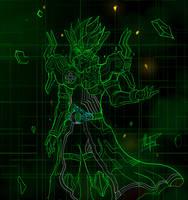 Kamen Rider Cronus Fan Art by TrongLeHoang