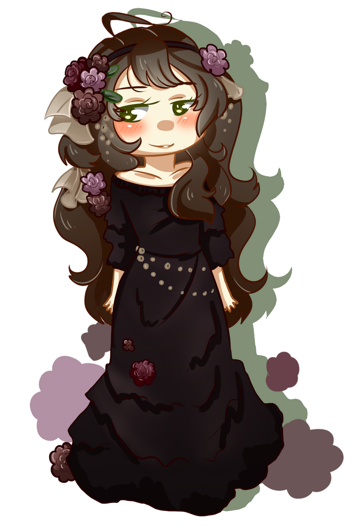 Rosey {Chibi Commission} by Meli-Melon