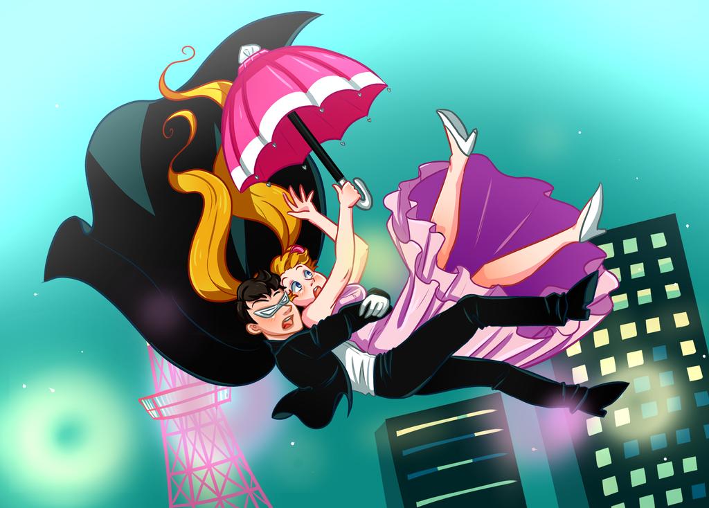 Sailor Moon Screen Cap Redraw by Meli-Melon