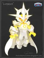 Skylanders Trap Team Concept: Luminous by MURCHIEMONSTER