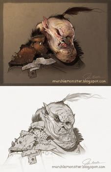 Winky The Orc