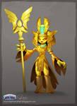 Skylanders Trap Team: The Golden Queen