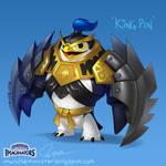 King Pen Concept for Skylanders Imaginators
