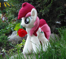 Plush Roseluck by CrazyDitty