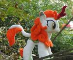 Kirin Autumn Blaze Plushie For Sale