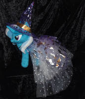Great and Plushie Trixie For Sale by CrazyDitty