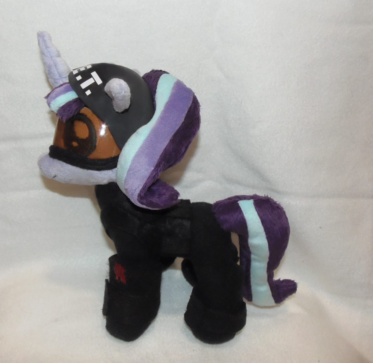 Plush Starlight Glimmer in the NEET Home Guard by CrazyDitty