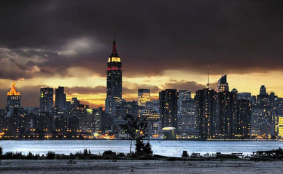 New York by Ownagelolz