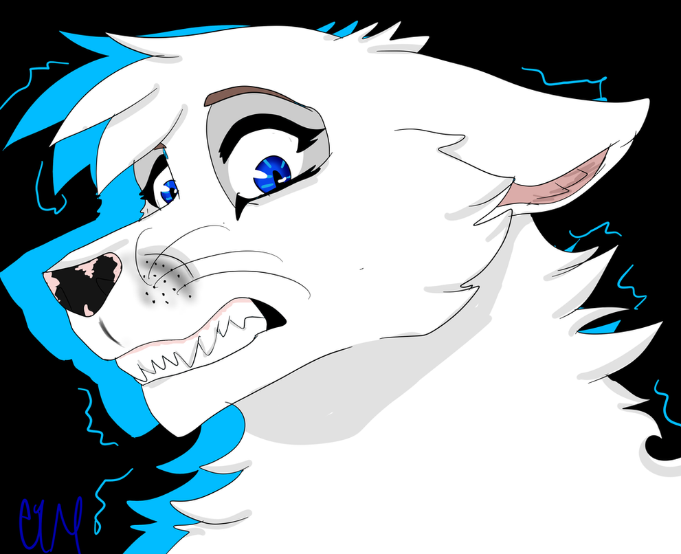 Anime Wolf Coloring Pages  GetColoringPagescom