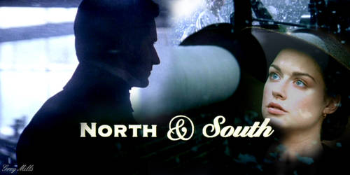 North and South banner