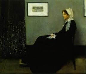 Whistler's Odd Mother