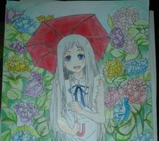 Flower girl :3