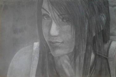 Tifa Lockheart Finished :D