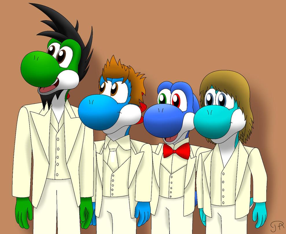 The Yo-Gees by AlexYo63