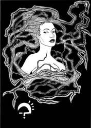 Tree Lady by winona-adamon