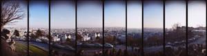 Montmartre panoramic