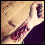 Yummy Zombified Arm