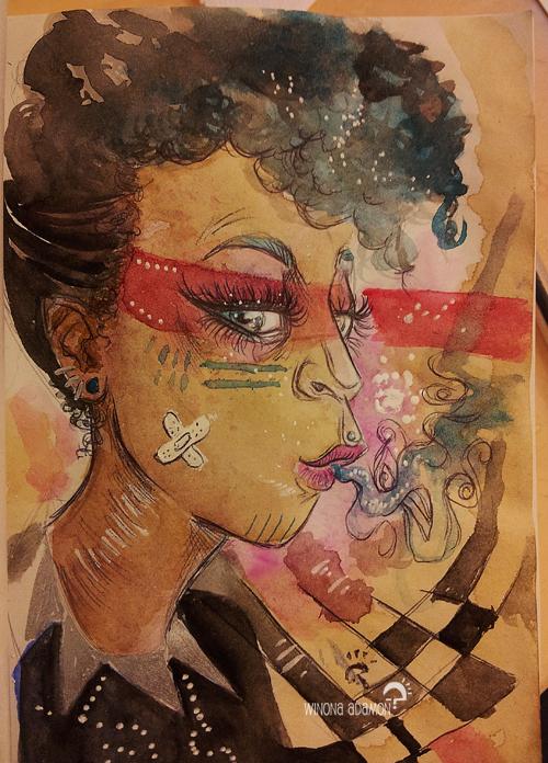 Indigo Child by winona-adamon