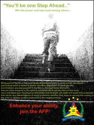 AFP Recruitment Poster