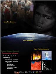PR Campaign Poster