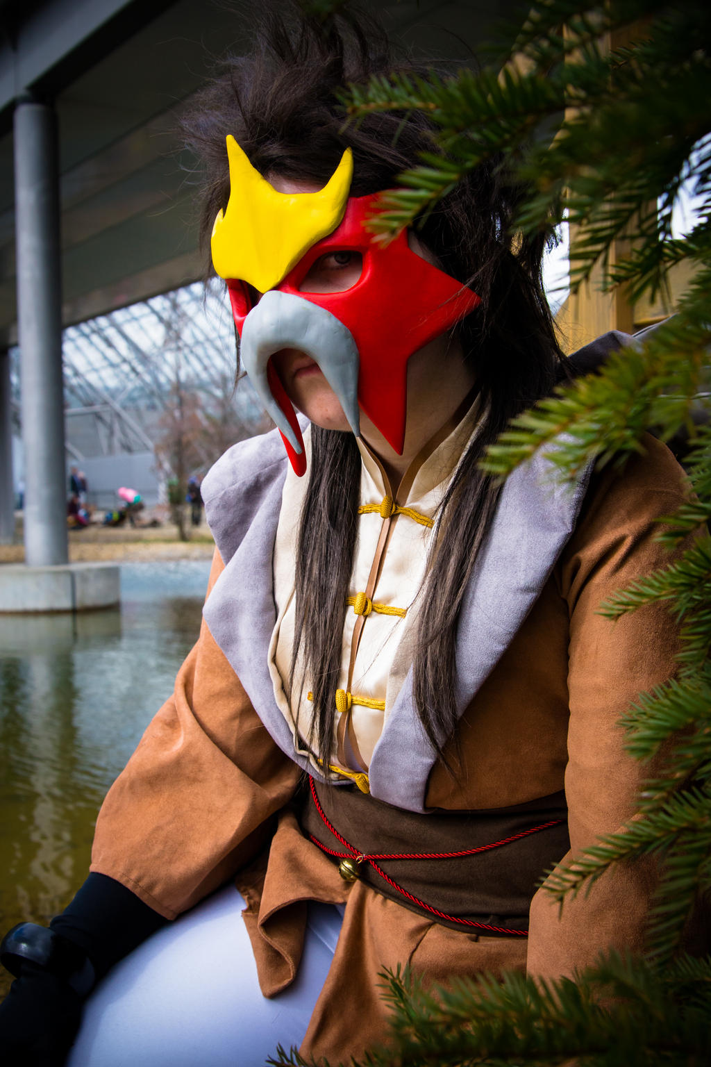 #244 Pokemon Entei Gijinka by Boldscheck - 326.4KB