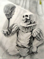 Shakespeare of the dead