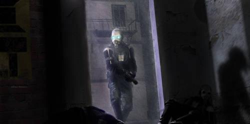 Civil defense by Adrian-Dominus