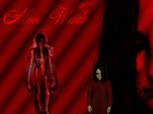 Alma Wade Wallpaper By Angelkiller666 On Deviantart