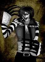 Laughing Jack by AngelKiller666