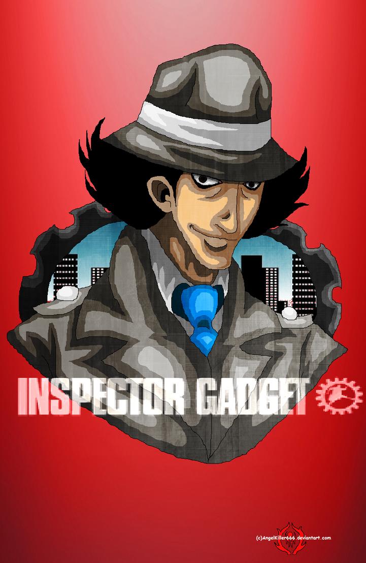 Inspector Gadget by AngelKiller666