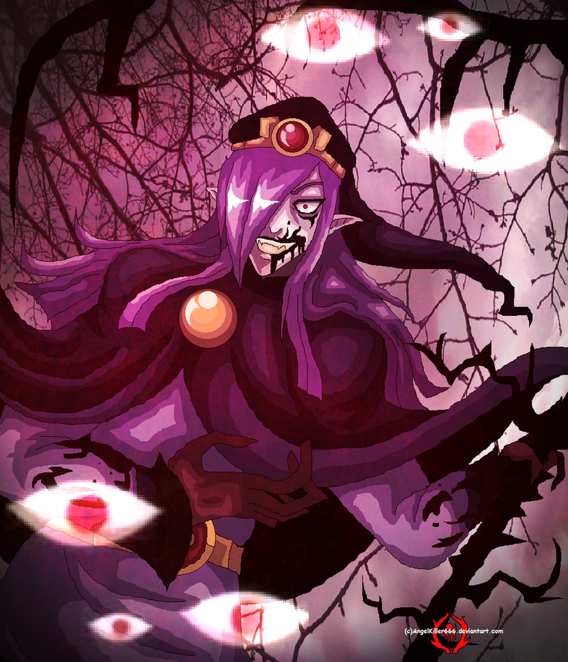 Horror Vaati by AngelKiller666