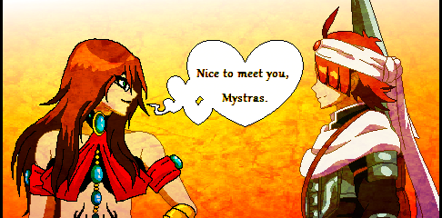 Nice to meet you Mystras by AngelKiller666