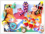 Chibi Charms: Disney's Alice in Wonderland