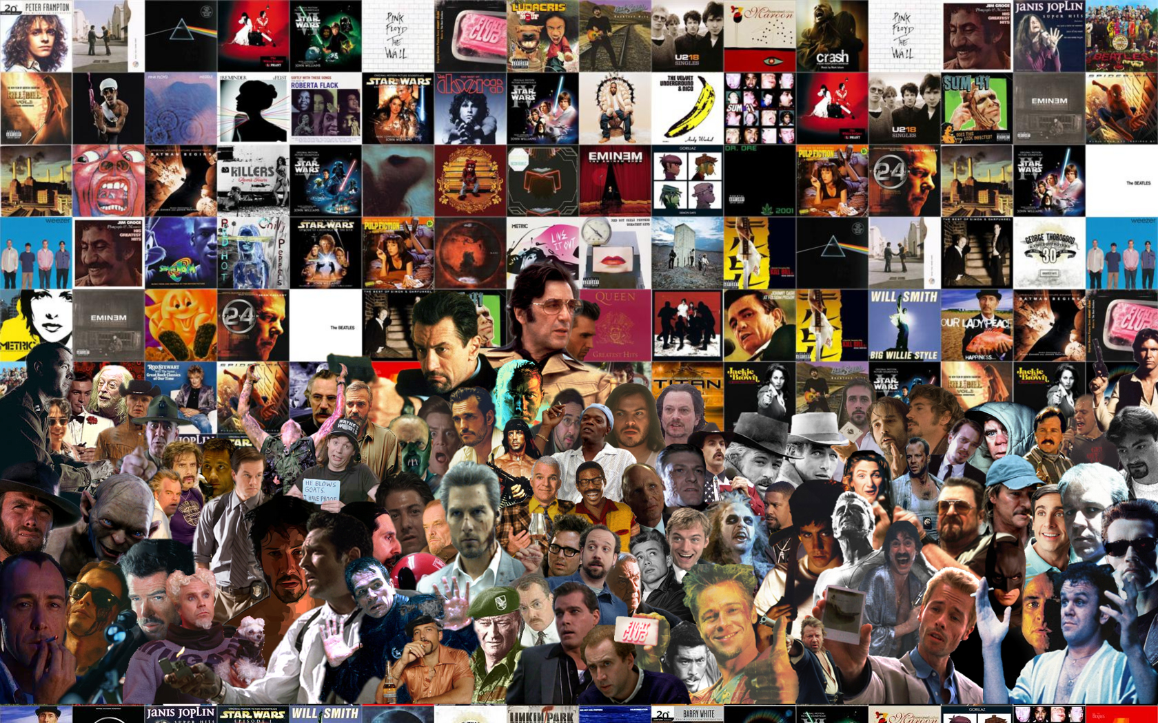 Film Album Covers Wallpaper By Wiseguy 174 On Deviantart