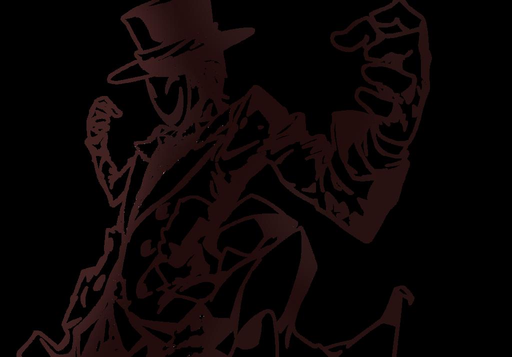 чёрная пуля картинки джокера
