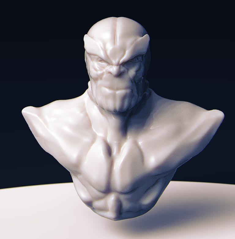 Thanos by Chemari-Wan