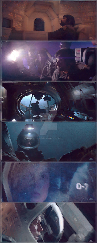 Alien study by Chemari-Wan