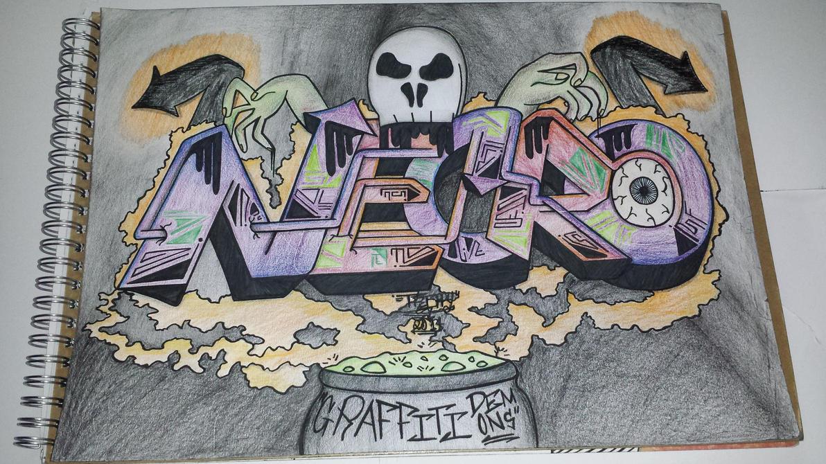 Necro by TrippyGraff