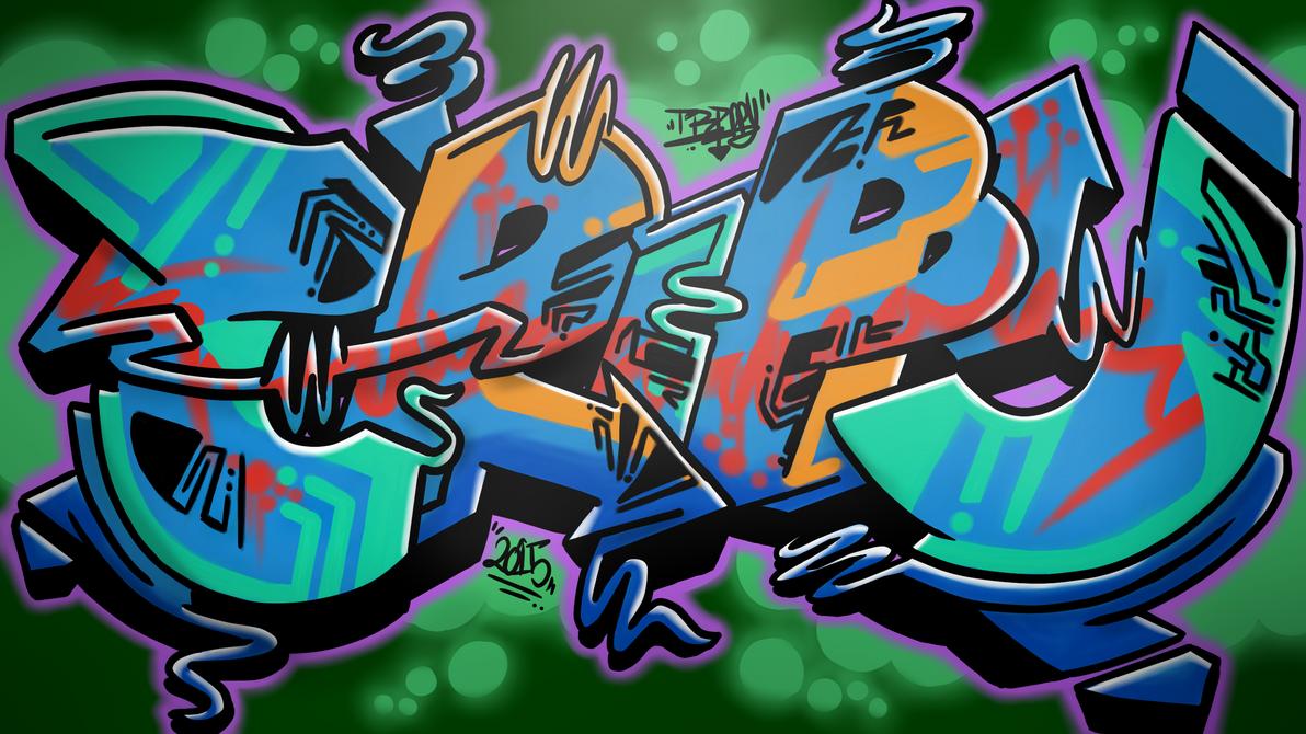 Digital Graff Thing by TrippyGraff
