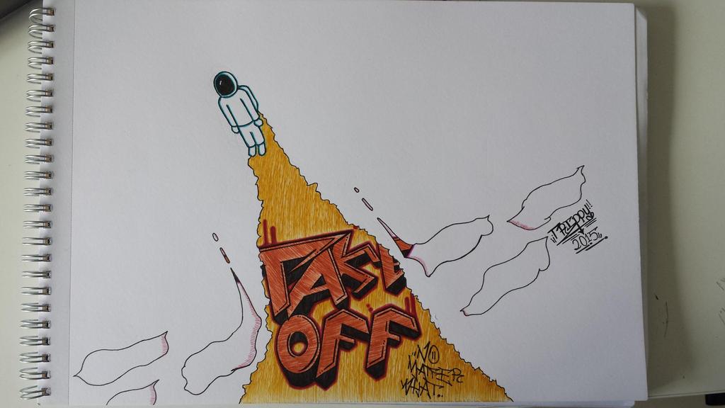 Take Off by TrippyGraff