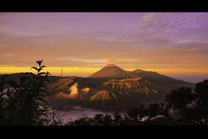 Bromo Mountain by ixan27