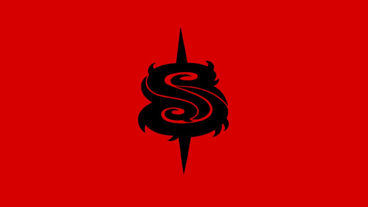 slipknot logo my version by beck13 on deviantart