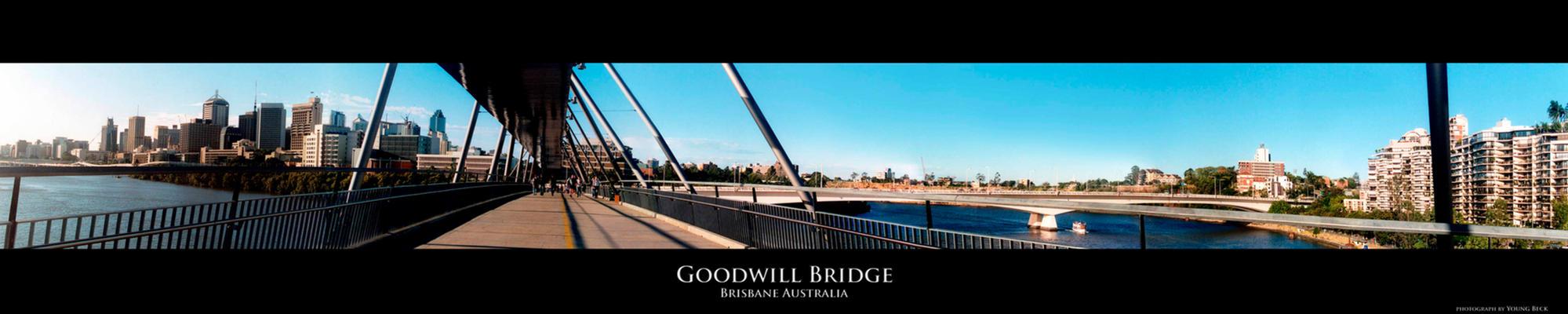 Goodwill Bridge by beck13