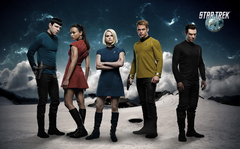 Star Trek Into Darkness Wallpaper V 2 By Walentywalewski On