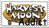 Harvet Moon Addict Stamp by ChocoholicStar