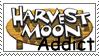 Harvet Moon Addict Stamp by ChocoholicStar
