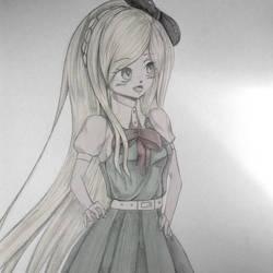 Sonia Nevermind by Clovely-Rainbow