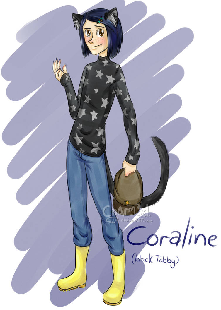 The Name S Coraline Coraline Jones By Ch4rm3d On Deviantart